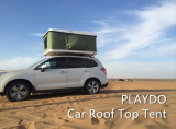 Hand-Lift Open Design Cmaping Car Roof Top Tent Cartt01-1