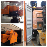 Concrete Mixer Pump Loading Container Picture