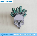 Custom Metal Pin Fashion Cloth Lapel Pin Custom Metal Badge