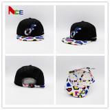 2016 new debossed fashion snapback cap