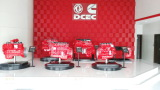 Chongqing Wideway investigated the factories of DCEC Cummins diesel engines and spare parts