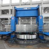 CNC Heavyduty Double Column vertical lathe