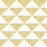 Art Mosaic Pattern-Giza Oro Giallo