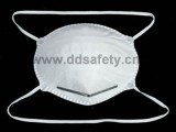 Cup-shaped dust mask- DFM120