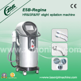 Effective IPL OPT RF hair removal and wrinkle removal machine E5B