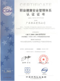 ISO18001:1999