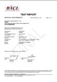 EVA Flip Flop testing report
