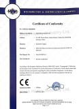 CE certification for Hydraulic grapple