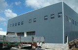 Steel Structural Warehouse in Cebu Finished Constructiion