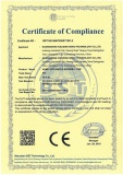 HLX Home Appliances Assembly Line CE Certification