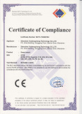 Smart Watch Phone RoHS certificate