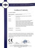 CE Certification for Hydraulic breaker