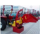 tractor wood chipper wood cutter