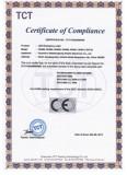 CE certificate of emergemcy light