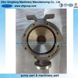 Titanium ANSI Chemical Pump Casing