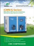 40 bar Oil-free Screw Air Compressor (110Kw-250Kw)