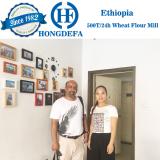 500T wheat mill in Ethiopia