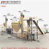 4 sets of DG200 granulation line