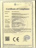 2.4G Wireless System CE&ROHS Certification