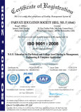 ISO2008 Certification