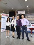 SUNCHINE INSPECTION IN 122nd Canton Fair phase 2