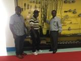 Kenya REA & KPLC visit us for final factory inspection