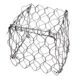 CE Certificate Hexagonal mesh gabion stone cage
