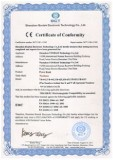 Supplier′s CE certificate