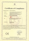 CE Certificates for MGI-1000W on Grid Inverter