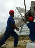 New wind energy seawater desalination project in Dafeng Port---2