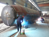 tank trailer workshops and production lines exhibition