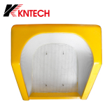 Noise reduction roof industrial telephone roof RF-16 kntech