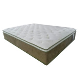 Cool bamboo fabric mattress