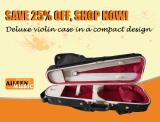 Deluxe violin case-CSV009H