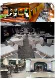 outdoor rattan furniture in different projects