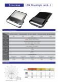 Driverless led flood light data sheet 0001