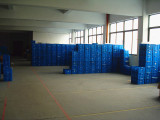 Warehouse for semi-product