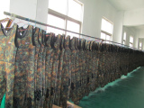 Fishing wetsuit Manufacture