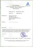 Medical CE certificate