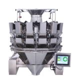 14 heads double buckets multihead weigher