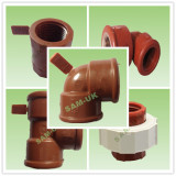 pp brown fittings