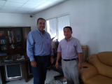 Sept.,2012 --Nicaragua