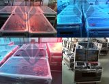 Flight case package for sharpy beam and led wash moving head light