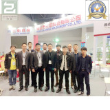 COOPERATED FACTORY TECHNICIAN PHOTO IN PHARMACEUTICAL FAIR CHINA