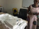 Fundus camera to Rwanda
