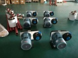 AT high speed centrifugal blower