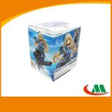 Custom cardboard paper pvc packing box