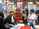 110 Canton Fair on Pazhou International Convention Cente