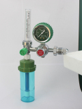 Oxygen Regulator Oxygen Flowmeter with Humidifier Bottle Manufacturer