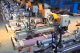 Work shop show_lathe machine